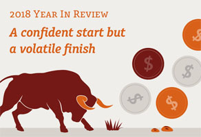 The 2018 year in review: a confident start but a volatile finish