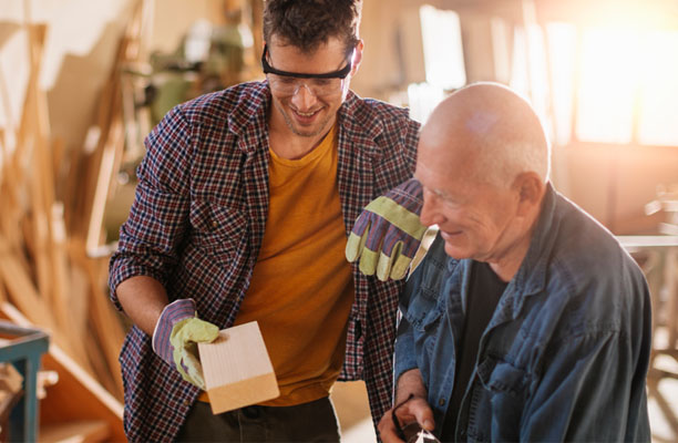 Plan ahead for the aged care you want, for your parents