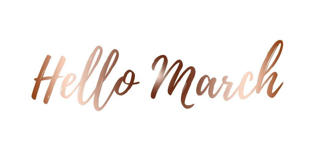Newsletter – 15th Mar 2019